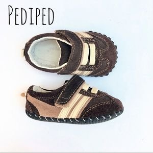 Baby Boy Pediped Shoes Size 6-12 Months